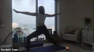 Anniversary Yoga Party! - 1000 Hours Dry Yoga Flow with Alex (without music)