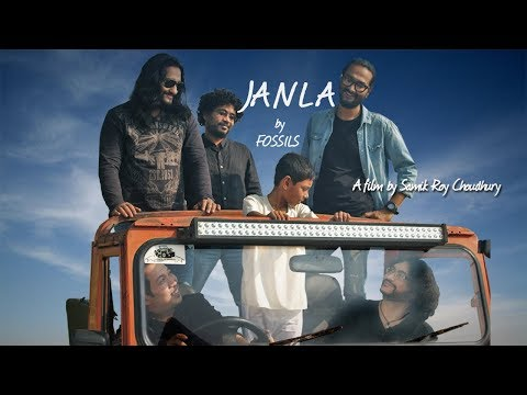 Janla | (Official Music Video) | Fossils 5 | Fossils | Bengali Music Video 2018