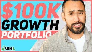 Building $100,000 Growth Stock Portfolio (1st 3 stocks revealed)