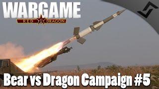 Heavy AA Defense - Wargame: Red Dragon - Bear vs Dragon Part 5