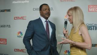 Carl Weathers Of 'Chicago Justice'