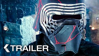 STAR WARS 9 - Kylo Ren vs Rey TV Spot & Trailer (2019)