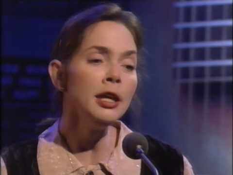 Nanci Griffith - Love at the Five and Dime (Solo Acoustic) (BBC TV 1994)