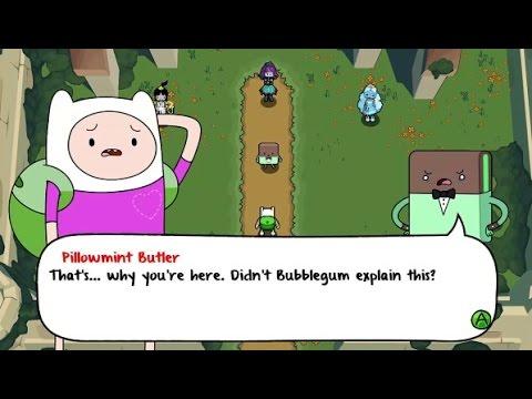 Adventure Time: The Secret of the Nameless Kingdom - All Endings