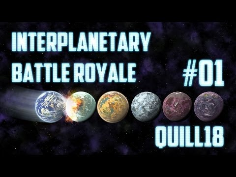 Interplanetary Battle Royale - Game 1 - Part 1