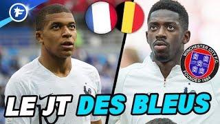 Mbappé fait peur, le Winchester FC de Dembélé | JT des Bleus #9