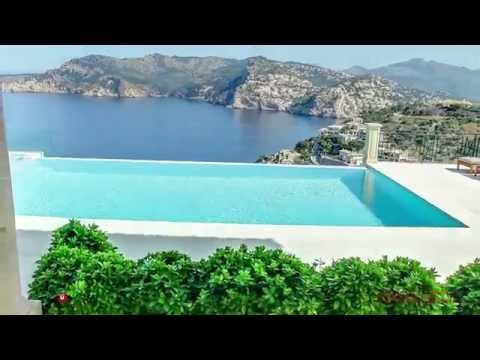 Super Luxury 12.500.000 Euro Villa in Andratx - Mallorca