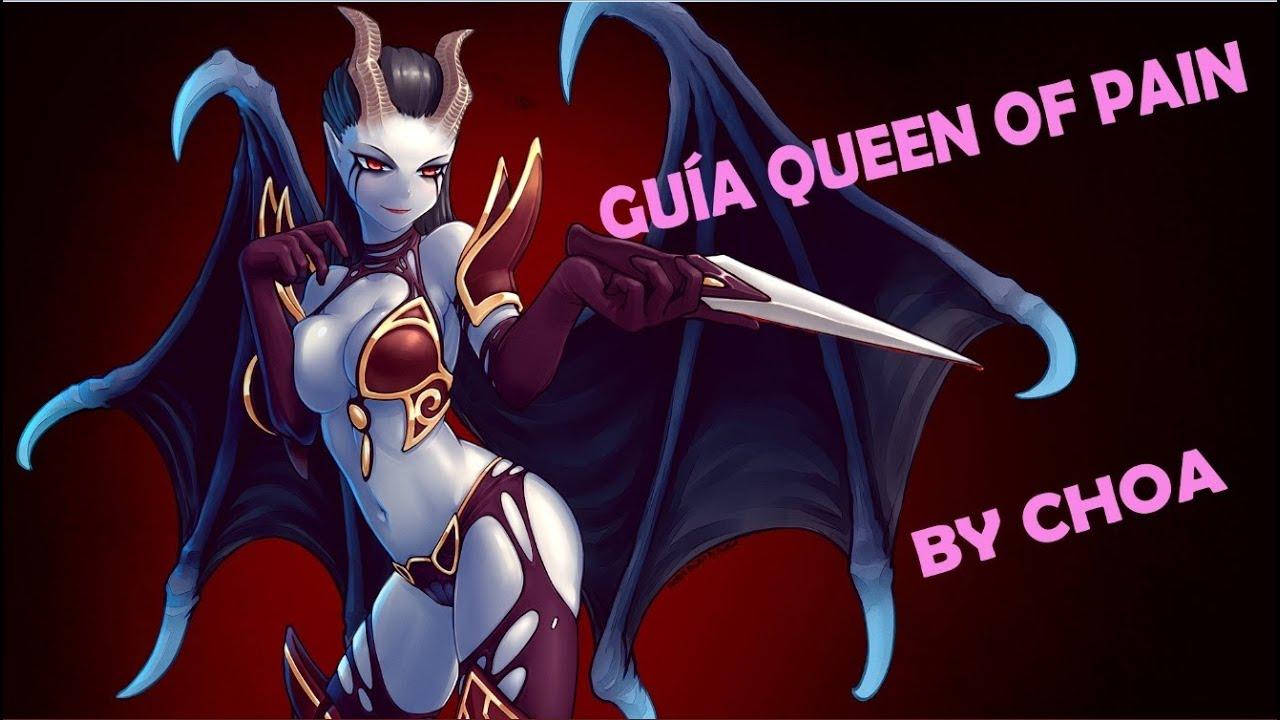 Queen Of Pain Dota