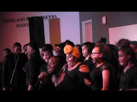 AVU Gospel Choir - Close To You by Youthful Praise feat. J.J Hairston