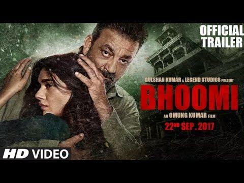 Bhoomi Official Trailer | Sanjay Dutt Aditi Rao Hydari | T ...
