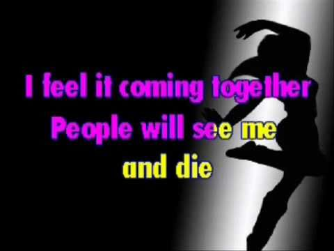 Real Karaoke With Lyrics - Fame
