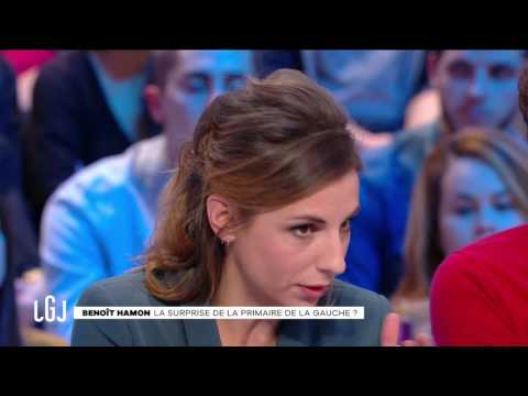 Benoît Hamon interview - Le Grand Journal du 13/12 – CANAL+