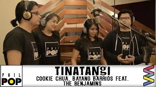Cooky Chua & Bayang Barrios featuring The Benjamins — Tinatangi [Official Lyric Video] PHILPOP 2016