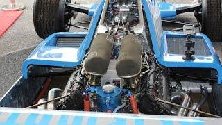 『F1サウンド』~The  Sound of F1 Cosworth V8~ Osella FA1D