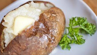 Baked Potato Easy Slow Cooker Method