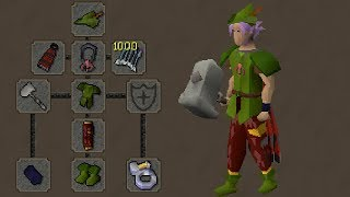 Making a Beginner PKing Account