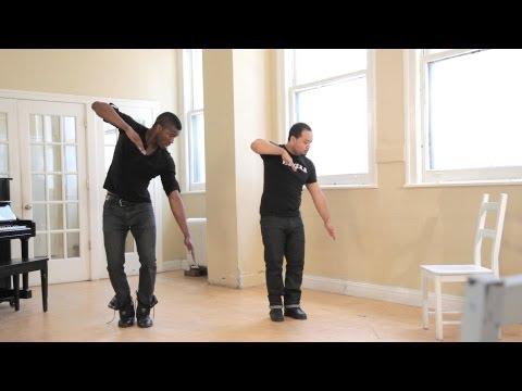 Advanced Power Step Combo | Step Dance