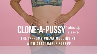 Download Clone-A-Pussy Plus+ In-Home Vulva Molding Kit With Attachable Sleeve Demo Mp3 and Videos