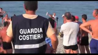 Malore in spiaggia a Casalborsetti 09 08 2015