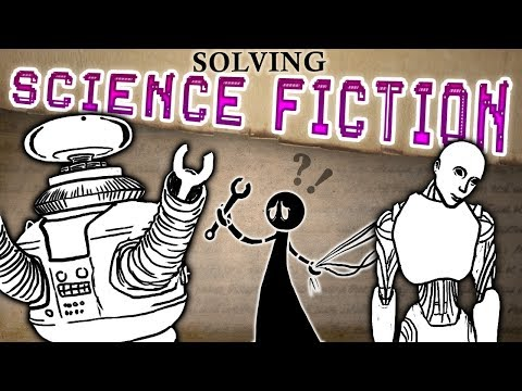 Solving Science Fiction — Sci-fi Series