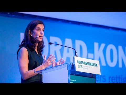 Sanam Naraghi-Anderlini, Executive Director, ICAN - The Norad ...