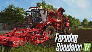 A LAVORO CON PODERAK #60 - FARMING SIMULATOR 17 SÜDHEMMERN GAMEPLAY ITA