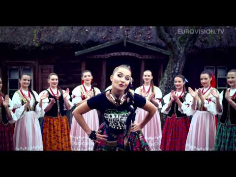 Donatan & Cleo - My SÅ'owianie - We Are Slavic (Poland) 2014 Eurovision Song Contest