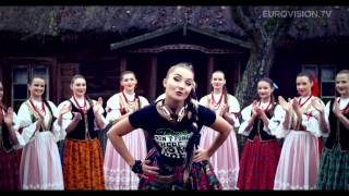 Repeat youtube video Donatan & Cleo - My Słowianie - We Are Slavic (Poland) 2014 Eurovision Song Contest