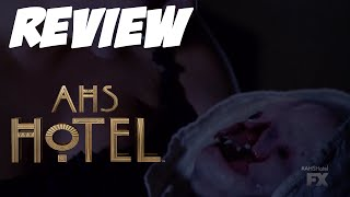 "American Horror Story: Hotel Episode 6 Review - ""Room 33"""