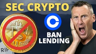 THE END OF COINBASE? NEW SEC LAWSUIT!! Crypto Lend Program | Cryptocurrency UPDATE