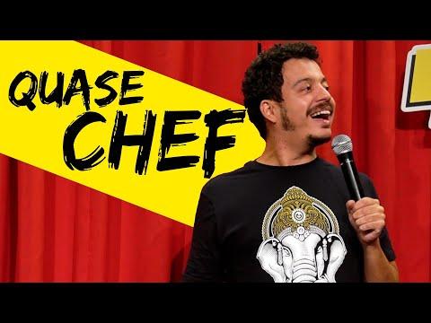 Rodrigo Marques - O Melhor Purê do Mundo - Stand Up Comedy