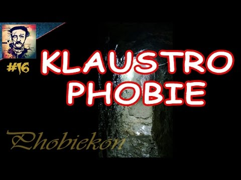 ANGST vor ENGEN RÄUMEN - KLAUSTROPHOBIE - Phobiekon #16