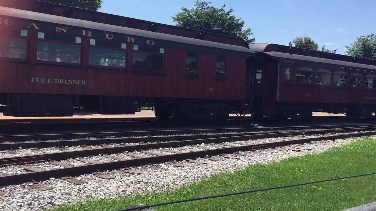 Train to colorado from pa - Strasburg Railroad Scenic Train Ride View Amish Country Historic Lancaster Pa