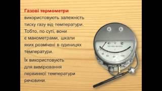 видео Термометри