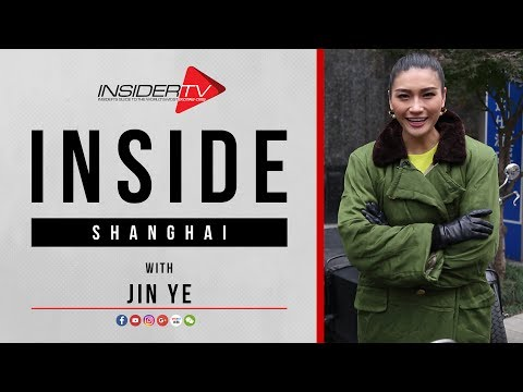 INSIDE Shanghai with Jin Ye | Travel Guide | JULY 2017