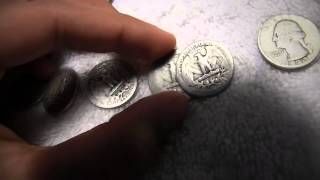 George Washington Quarter Dollar