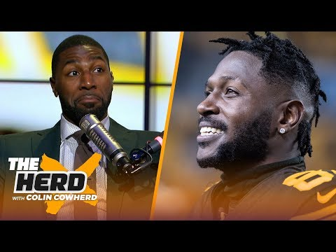 Greg Jennings wants AB in a Colts jersey & Kyler Murray's agent 'doesn't get it' | NFL | THE HERD