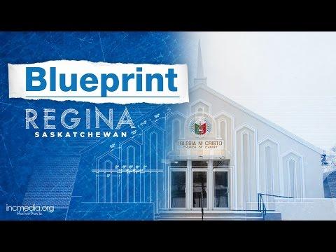Blueprint: Building in Regina, Saskatchewan, Canada