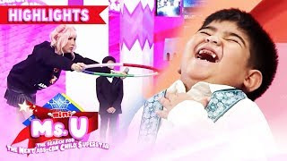 Yorme asks Vice for a tricycle for his father | It's Showtime Mini Miss U