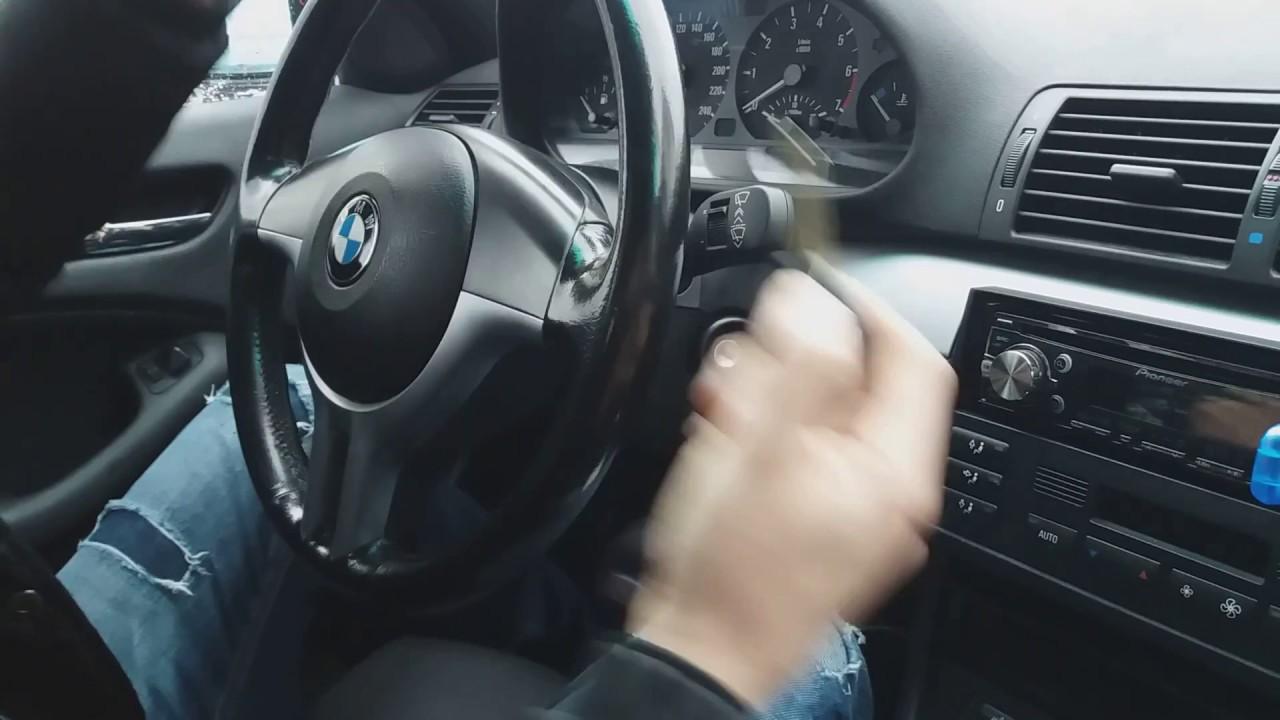 Привязка брелка-ключа центрального замка BMW E46 E53 E39