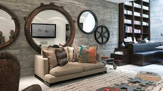31+ Industrial Decorating Ideas