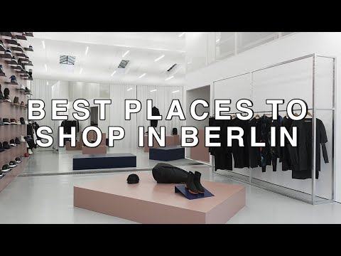 Best Places To Shop In Berlin