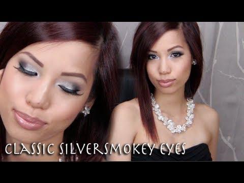 prom-tutorial:-classic-silver-smokey-eyes