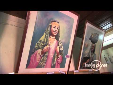 Visiting the City Museum in Harar, Ethiopia - Lonely Planet travel video