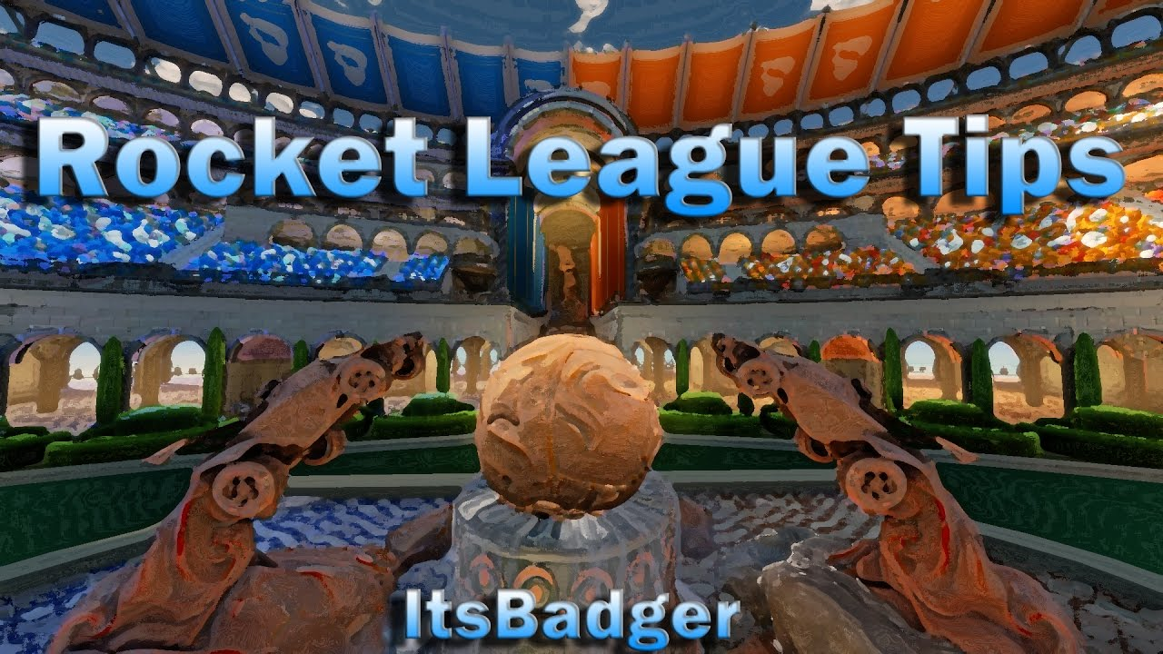 how to get better at rocket league aerials