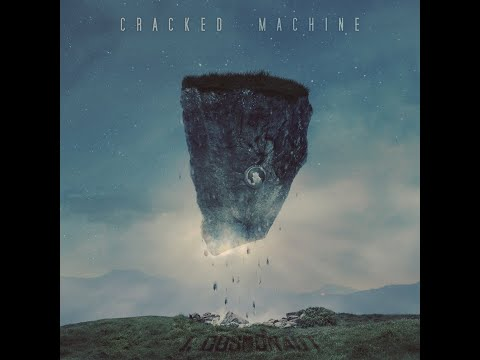 Cracked Machine - I Cosmonaut  New  EP