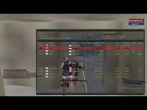 Tournament Universe GunZ