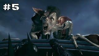 Batman: Arkham Knight - Part 5 - MAN-BAT!!!!!