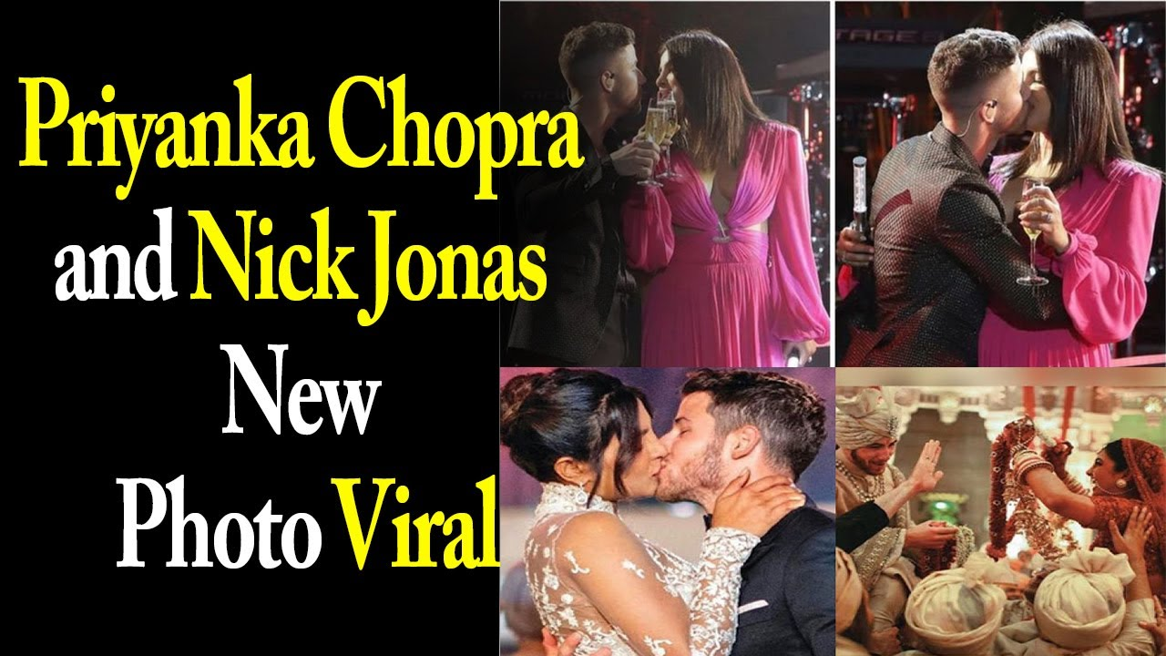 Priyanka Chopra and Nick Jonas New Photo Viral | प्रियंका और निक की हुई फोटो वायरल | Hot VideoGossip