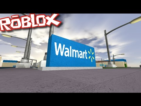 Roblox WALMART TYCOON / BUILD YOUR OWN WALMART AND SELL ITEMS!! Roblox